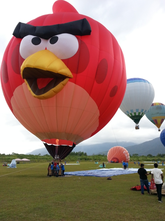 花蓮熱氣球(翱翔季)